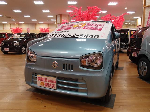 スズキ 4WD エネチャージ 電格ミラー リアヘッドレスト 屋内展示