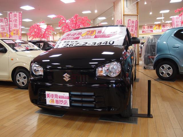 スズキ L 4WD 未使用車 屋内展示 エネチャージ シートヒーター
