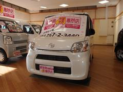タントX SAIII 4WD パワースライド 届出済未使用車