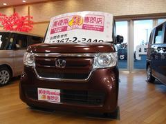 N BOXG・Lホンダセンシング 4WD 届出済未使用車 LED