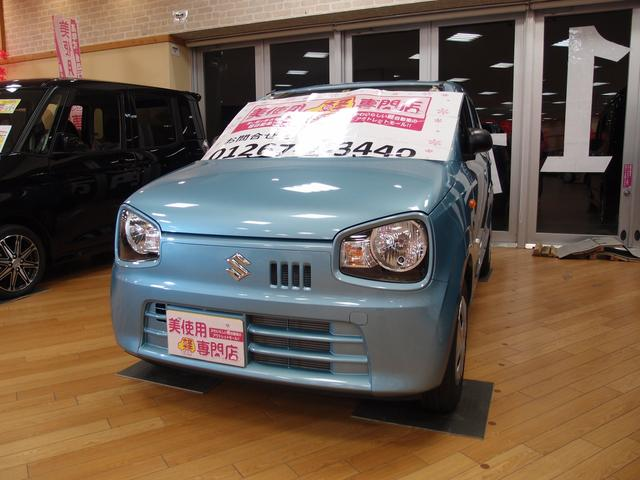 スズキ L 4WD エネチャージ キーレス 届出済未使用車
