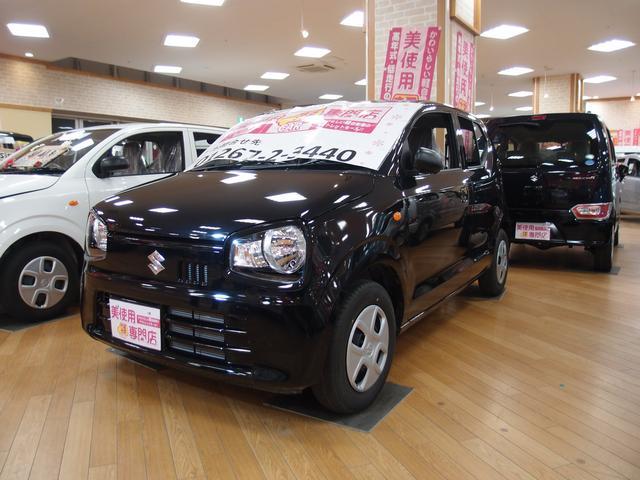 スズキ L 4WD エネチャージ シートヒーター キーレス ABS