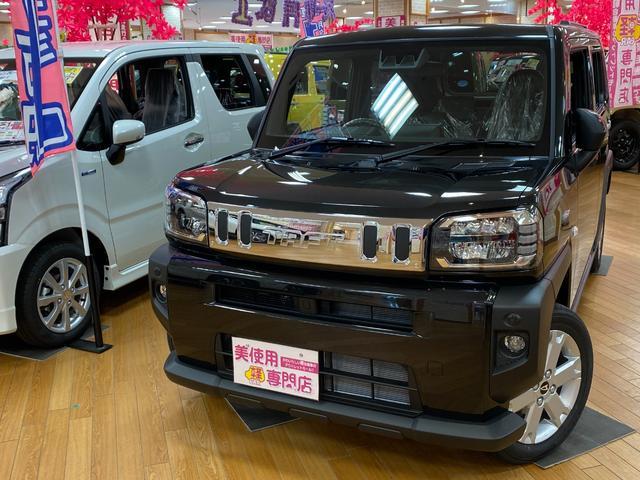 ダイハツ G 4WD メッキパック LED プッシュスタート スカイフィールトップ フォグランプ