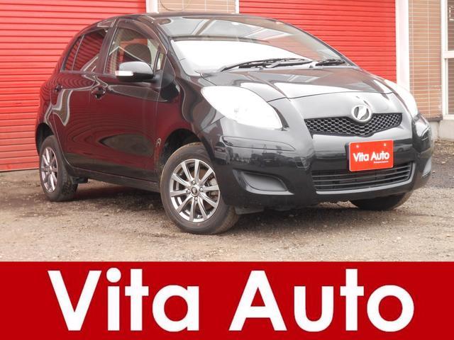 トヨタ ヴィッツ FリミテッドII 4WD (車検整備付)