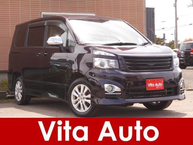 トヨタ ヴォクシー  4WD HIDヘッドライト リモコンエンジンスターター