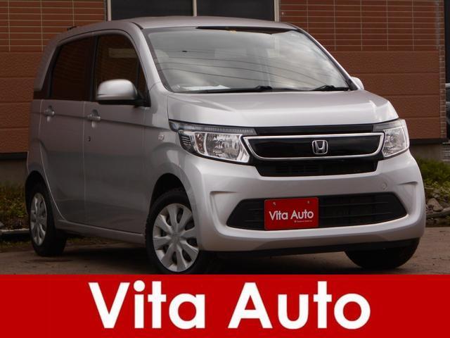 ホンダ G 4WD ユーザー買取車 スマートキー AUX 純正ホイール夏タイヤセット積み込み