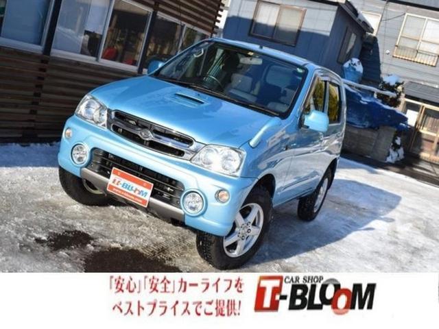 ダイハツ L 4WD 5速マニュアル バックカメラ ABS