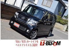 N BOXカスタムG・Lパッケージ 4WD ナビ Bカメ Pスラ 地TV