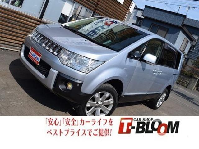 三菱 G パワーパッケージ 4WD ナビ TV ETC