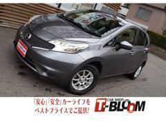 ノートX FOUR Vセレクション+セーフティ 4WD ETC