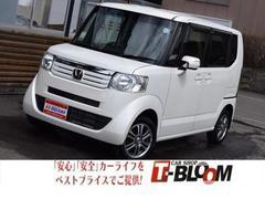 N−BOXG・L 4WD Pスライド ナビ Bカメ TV 夏冬タイヤ付