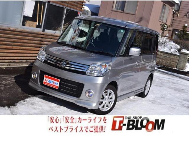 スズキ Xリミテッド 4WD ナビ バックカメラ TV
