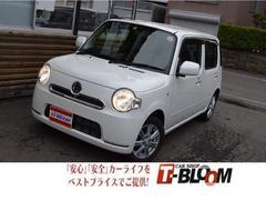 ミラココアココアX 4WD スマートキー アイドリングストップ ETC ベンチシート
