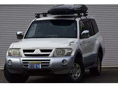 パジェロロング エクシード−II 4WD
