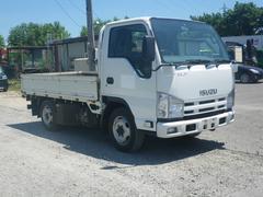 エルフトラック4WD 3.0D 平ボデ− L3.13W1.63H0.4