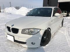 BMW118i ローダウン(H&R)
