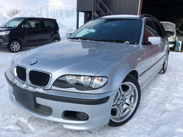 BMW 318iツーリング Mスポーツパッケージ