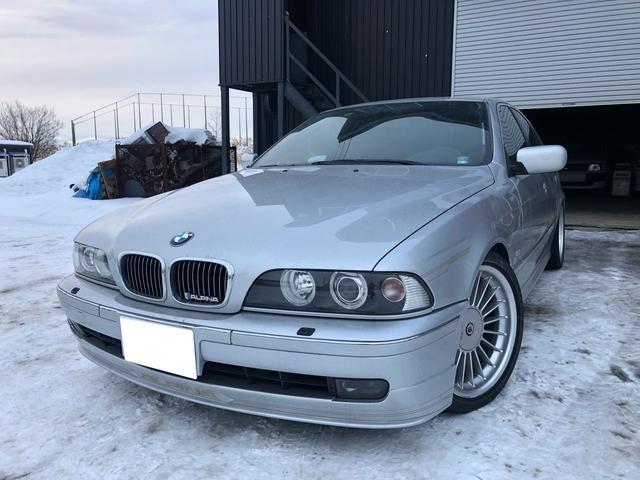 BMWアルピナ B10 V8リムジン 355馬力 左ハンドル