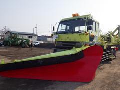 ザ・グレート除雪トラック6×6 IGSW