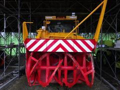 日本ロータリ除雪車 HTR−262