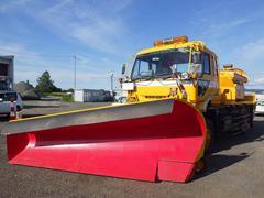 ザ・グレート除雪トラック 4×4 IG 融雪散布装置付き