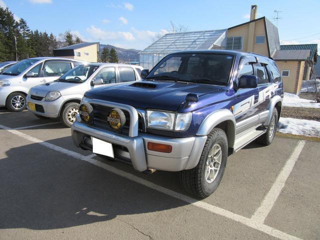 「トヨタ」「ハイラックスサーフ」「SUV・クロカン」「北海道」の中古車