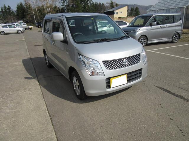 「スズキ」「ワゴンR」「コンパクトカー」「北海道」の中古車