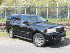 リンカーン ナビゲーターアルティメイト 4WD コイルスプリング交換車 1ナンバー車