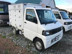 ミニキャブトラック4WD バイオトイレカー オートマ