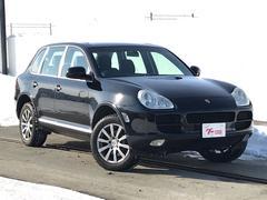 ポルシェ カイエンベースグレード 4WD 社外ナビTV バックカメラ 買取車