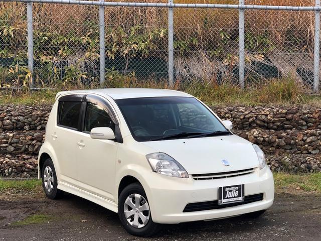 トヨタ パッソ X 4WD ユーザー買取車 (検3.4)