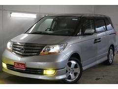 エリシオンプレステージSGHDDナビ 4WD・1年保証・両側自動・エンスタ・LED