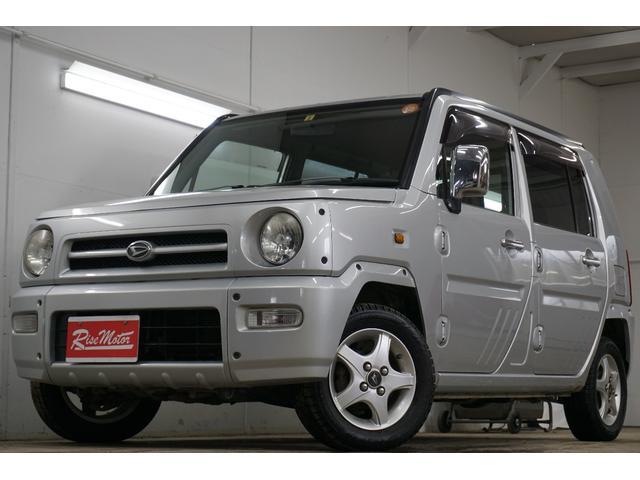 ダイハツ メモリアルED 4WD・キセノン・検31・2・寒冷地仕様車