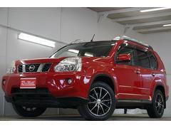 エクストレイル20Xt・4WD・フルセグTV・LEDフォグ・カプロンシート