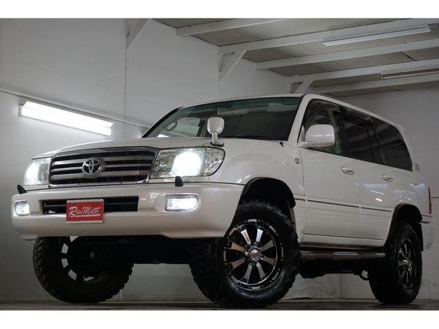 トヨタ VXLTD4WD・本州仕入・1ナンバー・3インチUP・MKW