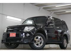 パジェロロング・エクシード・4WD・本州仕入・寒冷地・
