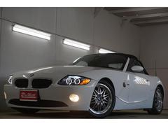 BMW Z42.2i・赤革シート・社外ヘッドライト・シートクーラー