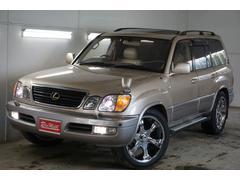 ランドクルーザー100シグナス・4WD・本州仕入・トムスM・Sルーフ・本革シート