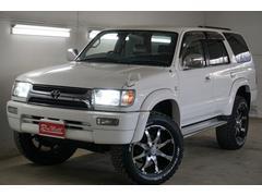 ハイラックスサーフSSR−V LTDワイド4WD・本州仕入・リフトUP・MKW