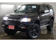 ハイラックスサーフSSR−X VSE・4WD・本州仕入・リフトUP・XD17