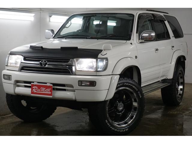 トヨタ SSR-V LTD ワイド・4WD・本州仕入・リフトUP