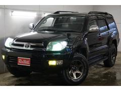 ハイラックスサーフSSR−X20th anniv・4WD・本州仕入・MTタイヤ