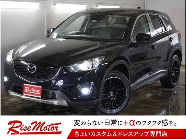 マツダ XD Lパケ・4WD・寒冷地・本州仕入・革シート・ディーゼル