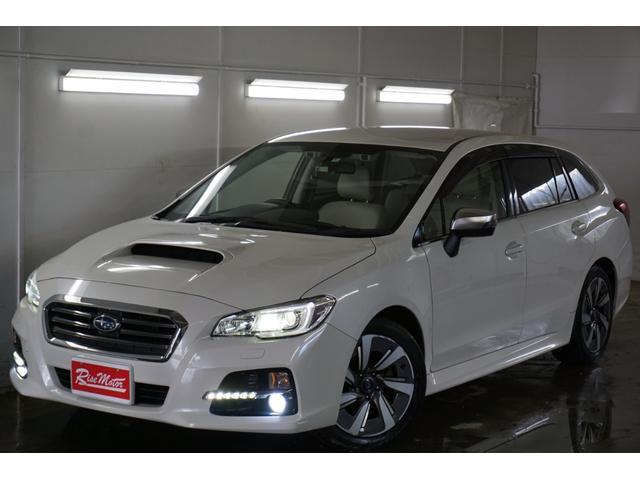 スバル 1.6GTアイサイト・4WD・寒冷地・本州仕入・革シート