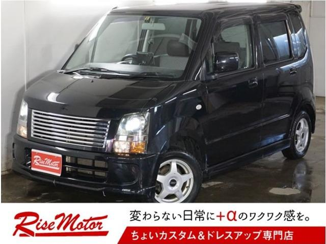 スズキ FT-S LTD・4WD・キセノン・シートヒーター・Pナビ