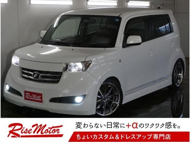 トヨタ ZQ Ver・4WD・車高調・外17AW・Eスタ・スマートK