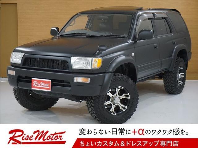 トヨタ SSR-X4WD・本州車・マットブラック・サンルーフ・MKW