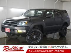 ハイラックスサーフSSR−XアメリカンVer 4WD・本州仕入・マットブラック
