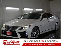 LS LS600hVerS−IPKG4WD・ホムラ20・冬タイヤ付