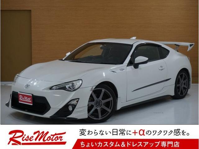 GT 本州仕入・鬼マニ・ENKEI・車高調・TRD・外テール